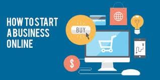 cara bisnis online