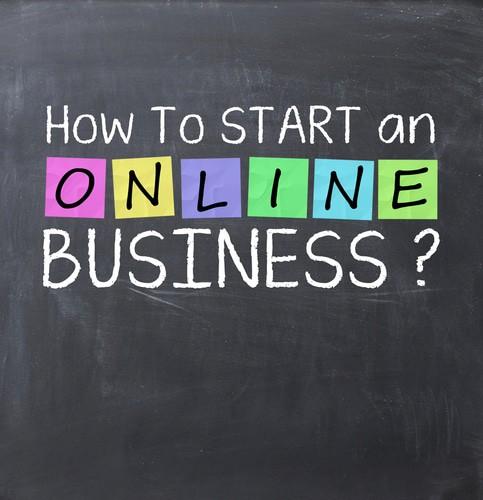 cara usaha online