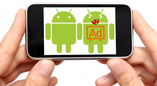 cara blok iklan di android