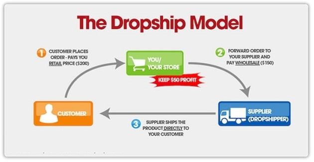 panduan bisnis dropshipping