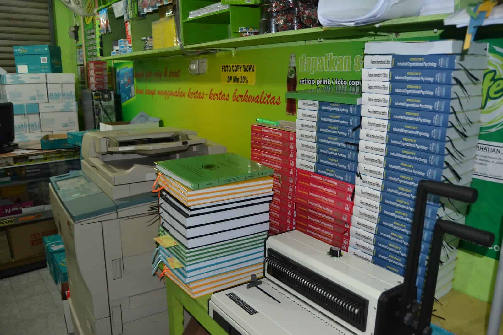 panduan bisnis fotocopy