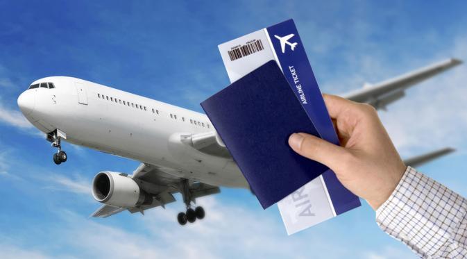 panduan bisnis tiket pesawat