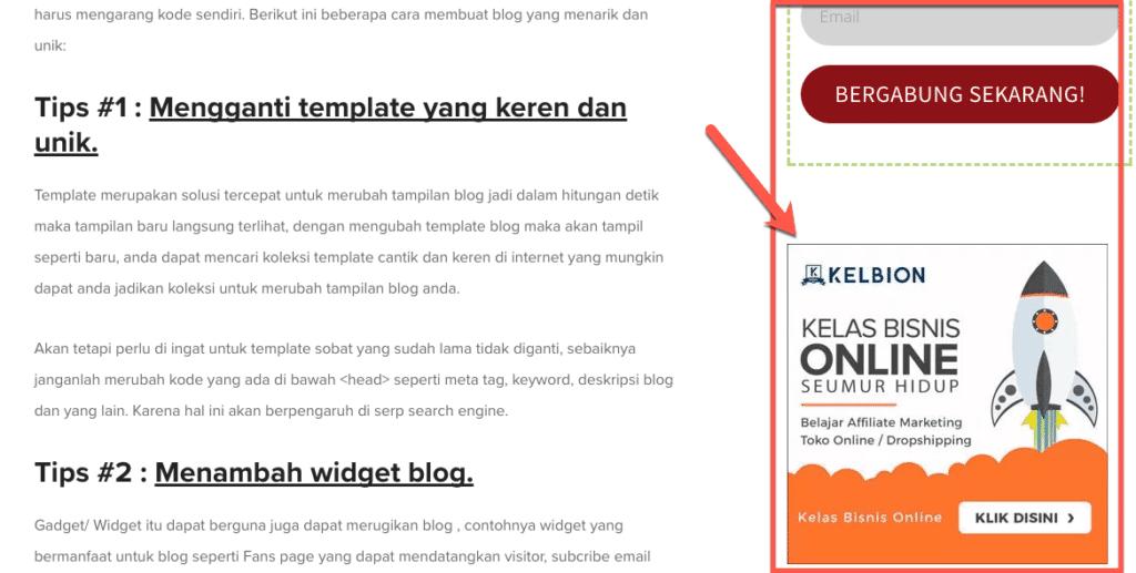 Cara Membuat Blog Yang Menarik Dan Unik